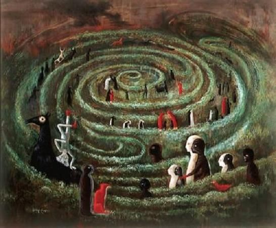Carrington Labyrinth