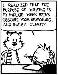 calvin-hobbers bad writing